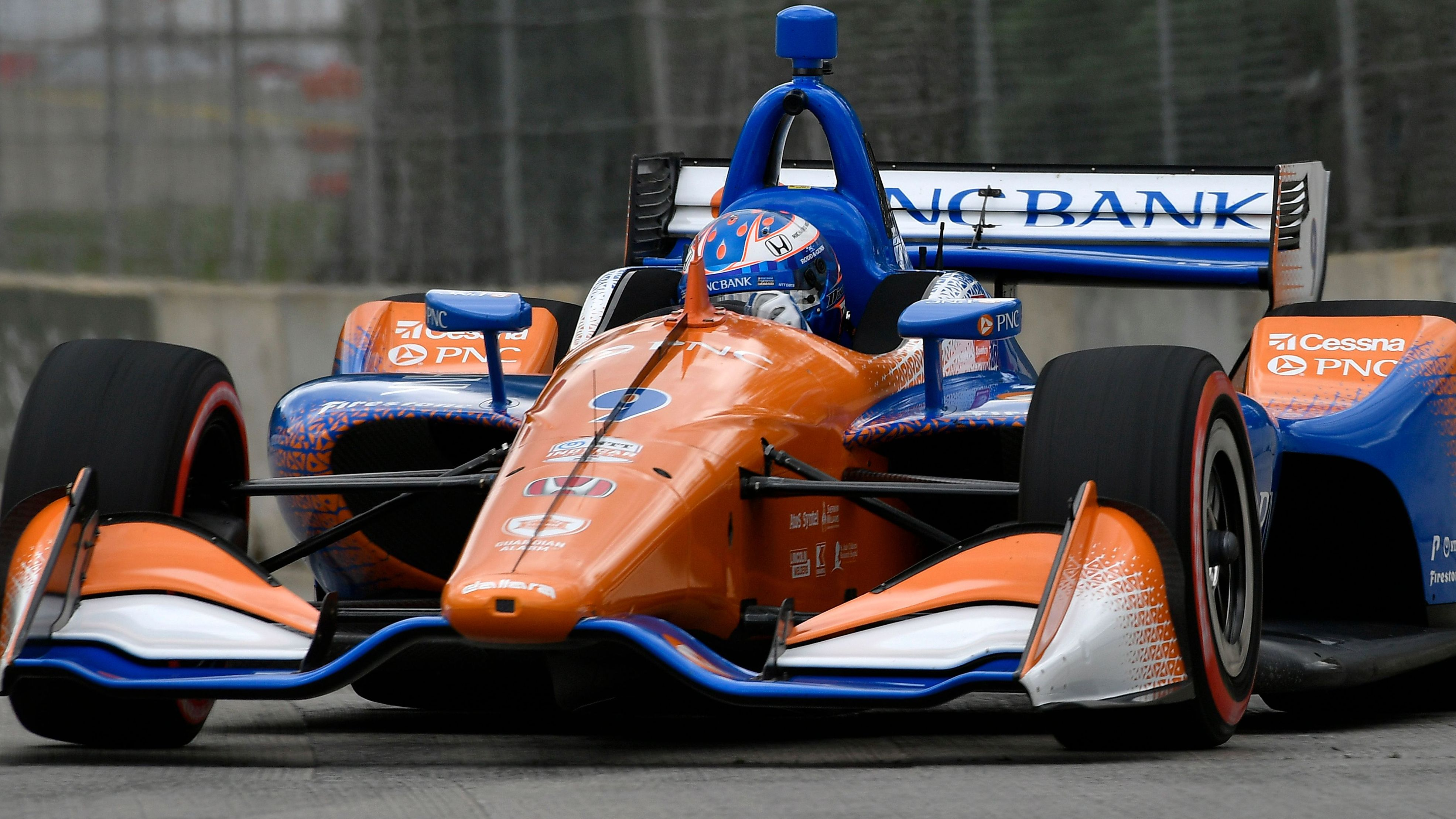 IndyCar Series Stat Attack