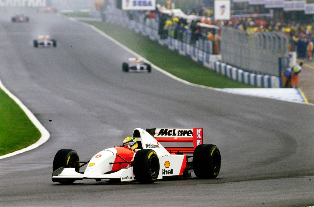 On This Day in 1993: F1 European Grand Prix