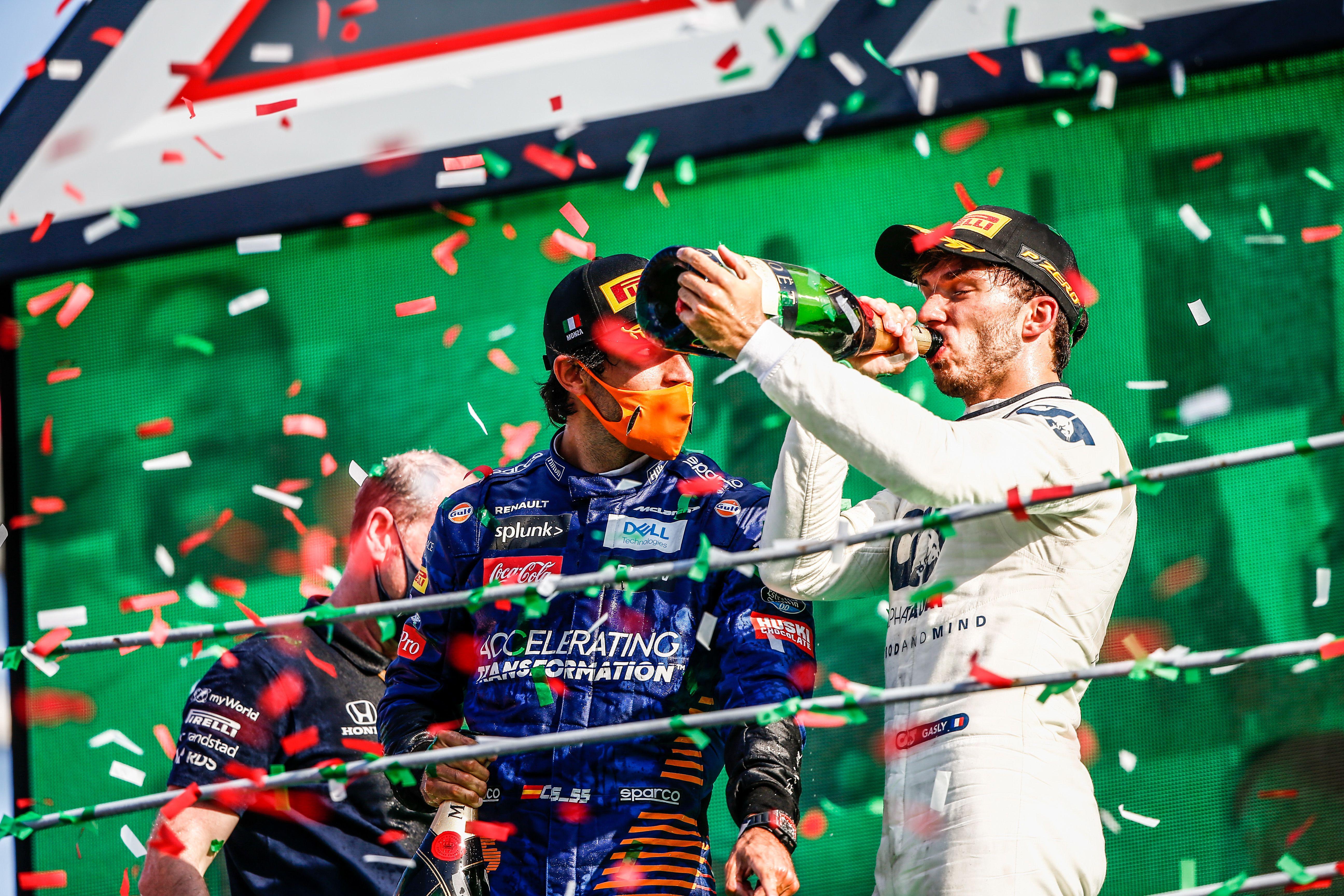 2021 Italian Grand Prix: Stats Preview