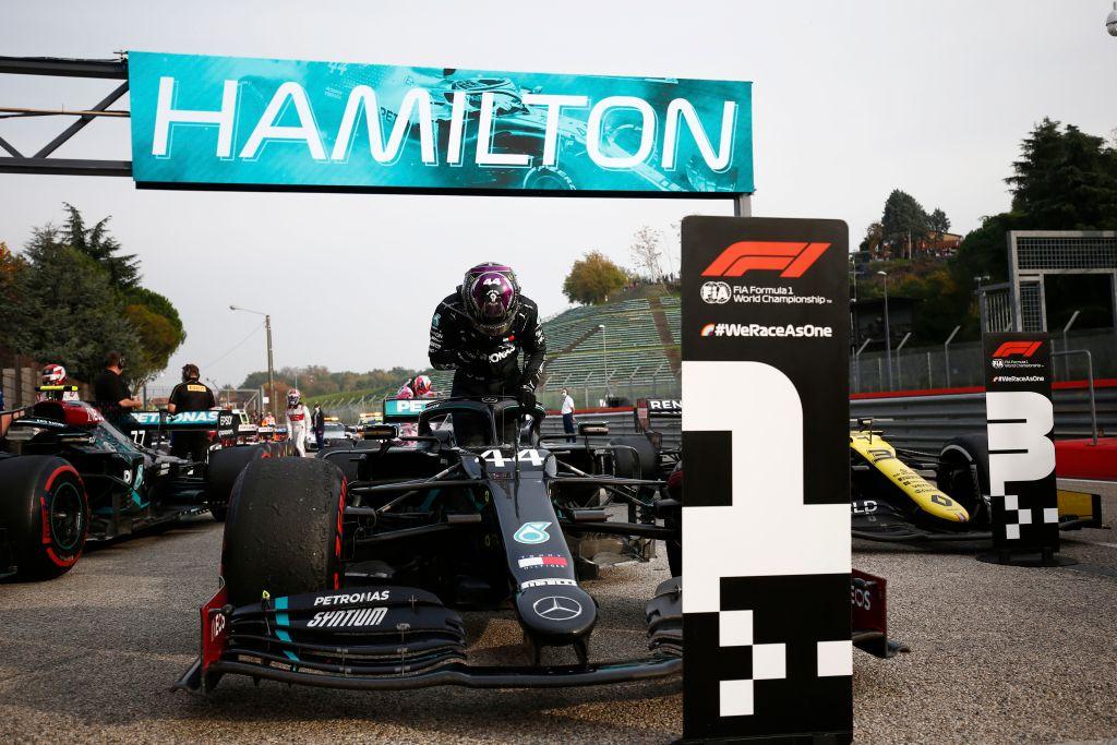 F1 Stats Preview #2 Emilia Romagna Grand Prix