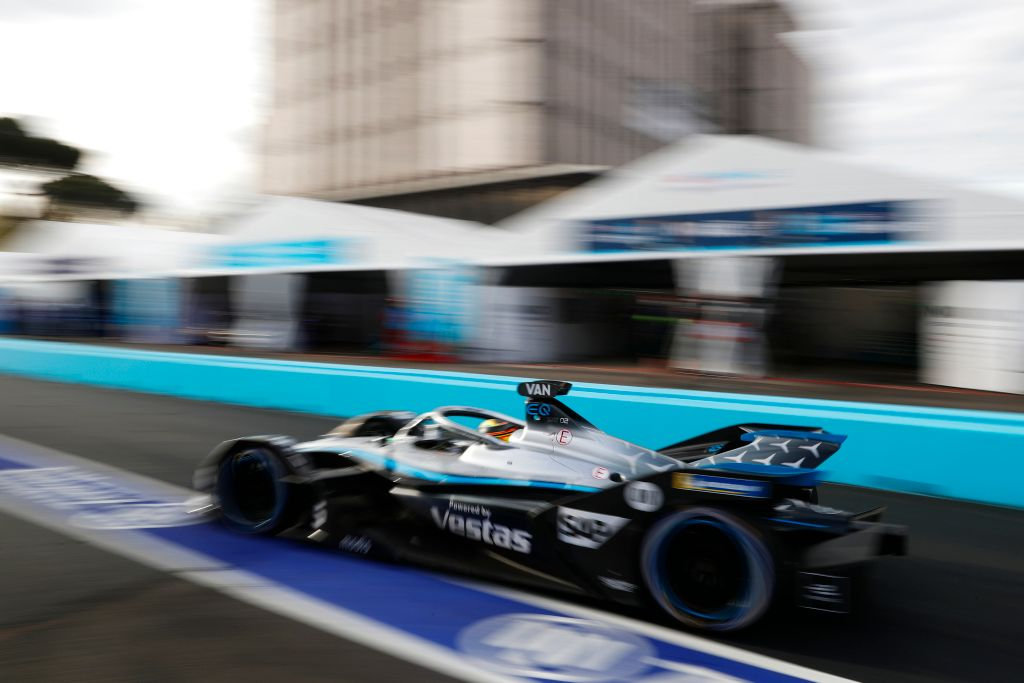 Vandoorne on pole for saturday's Rome ePrix!