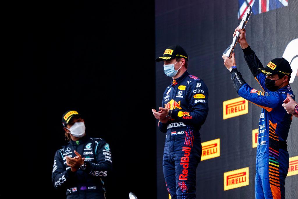 F1 Stats Review Emilia Romagna Grand Prix
