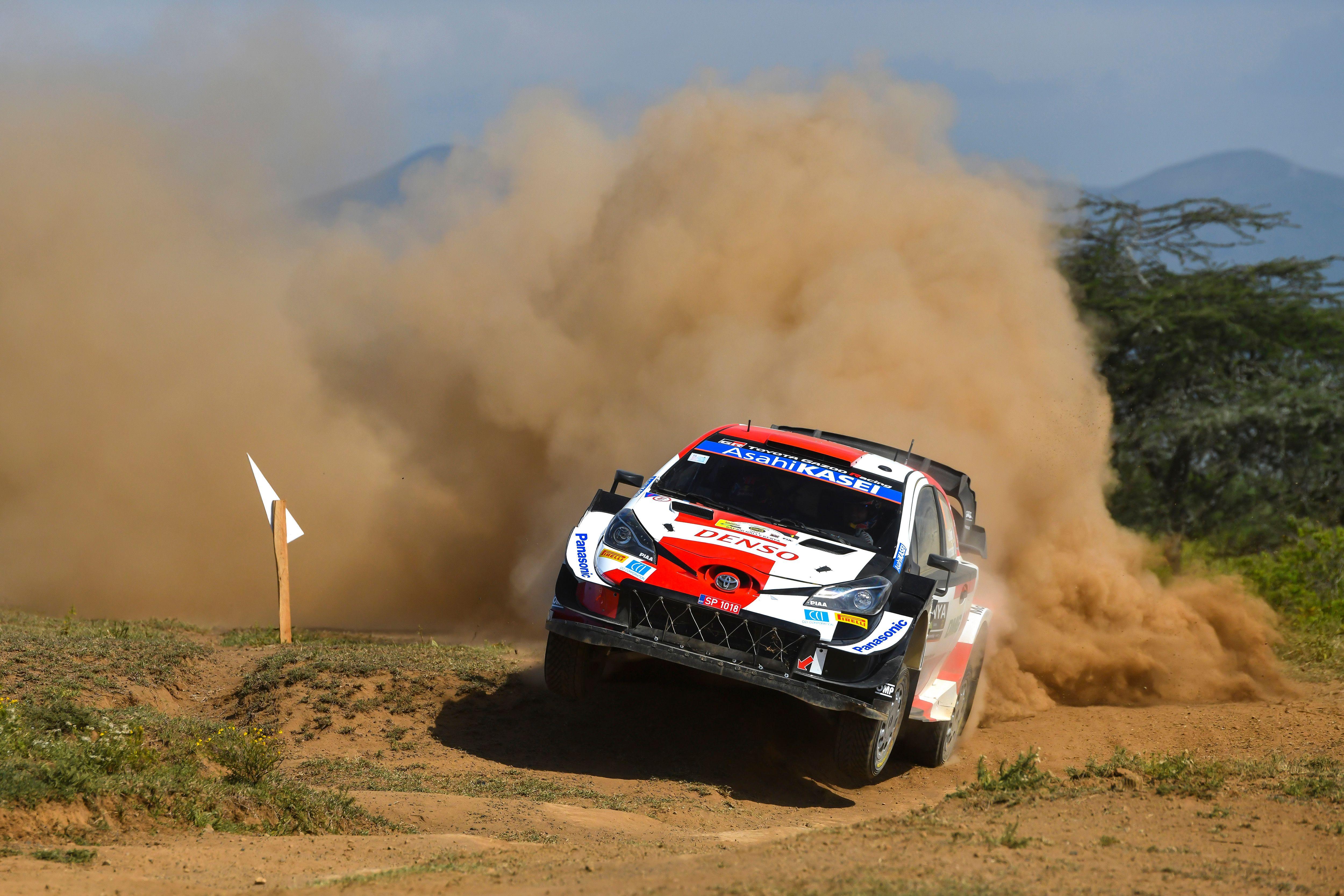 Stats Breakdown WRC Safari Rally Kenya
