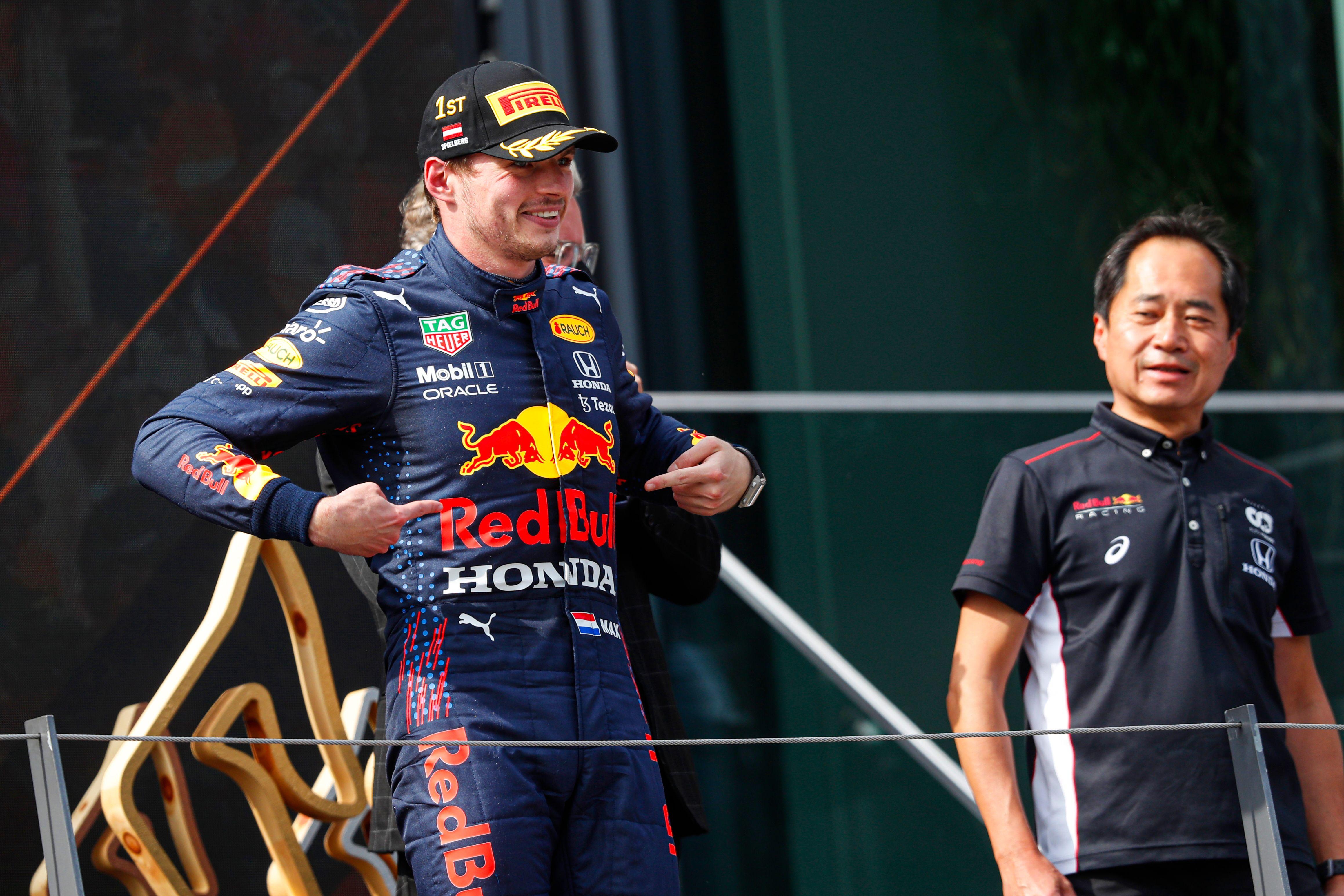 Stats Breakdown: 2021 Austrian Grand Prix