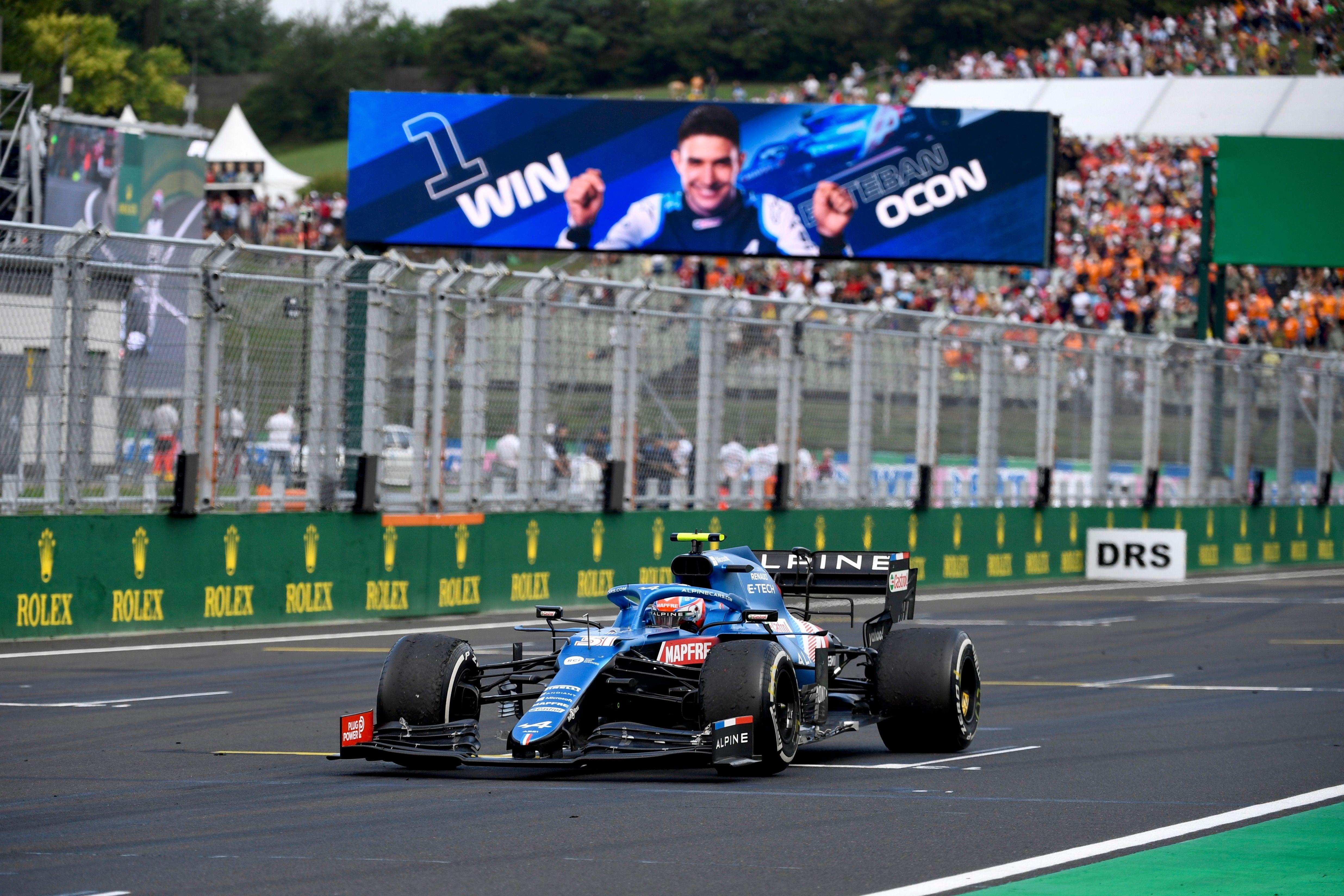 2021 Hungarian Grand Prix: Stats Breakdown