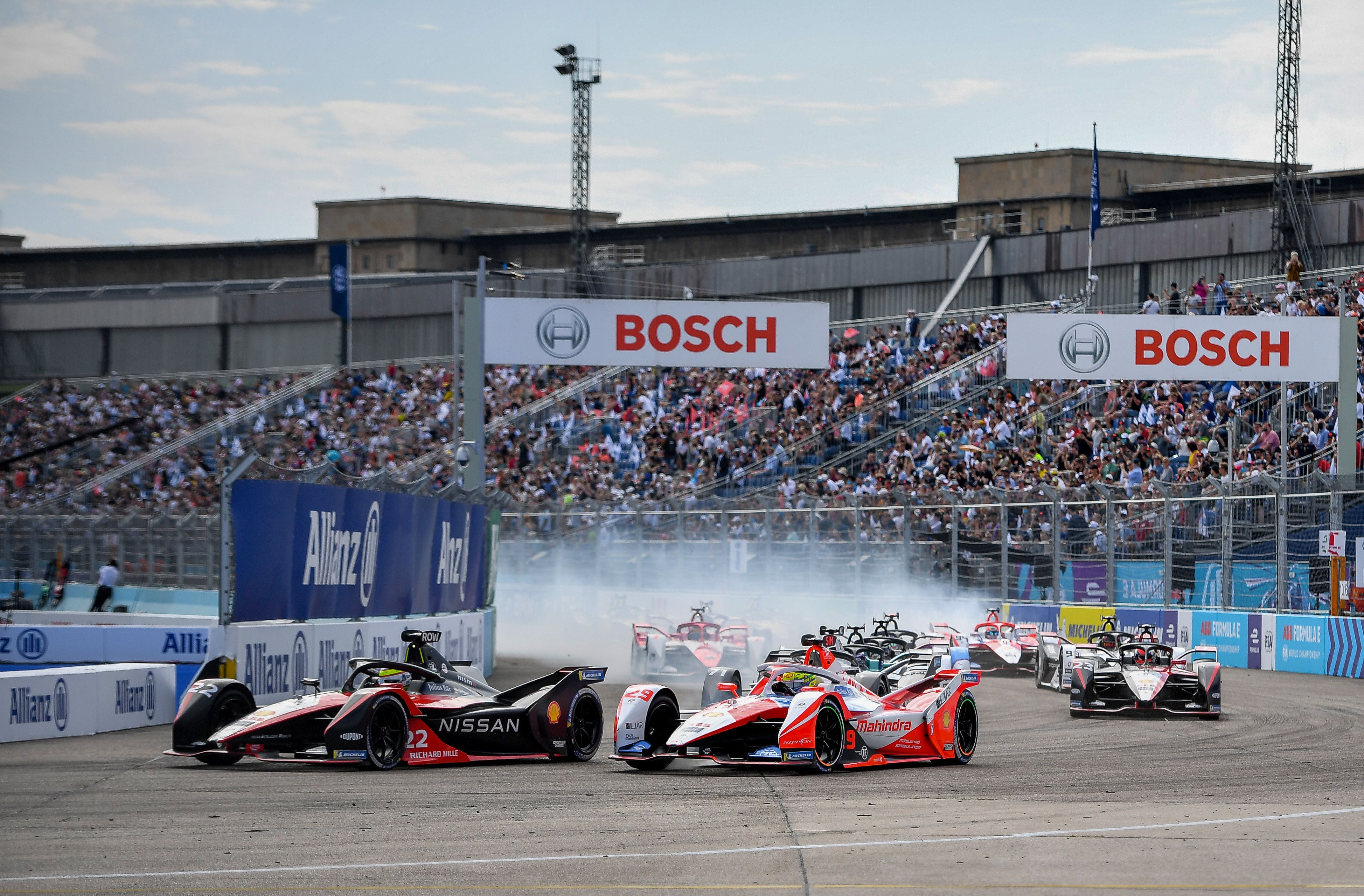 2020/21 Formula E Season In Numbers: Part One