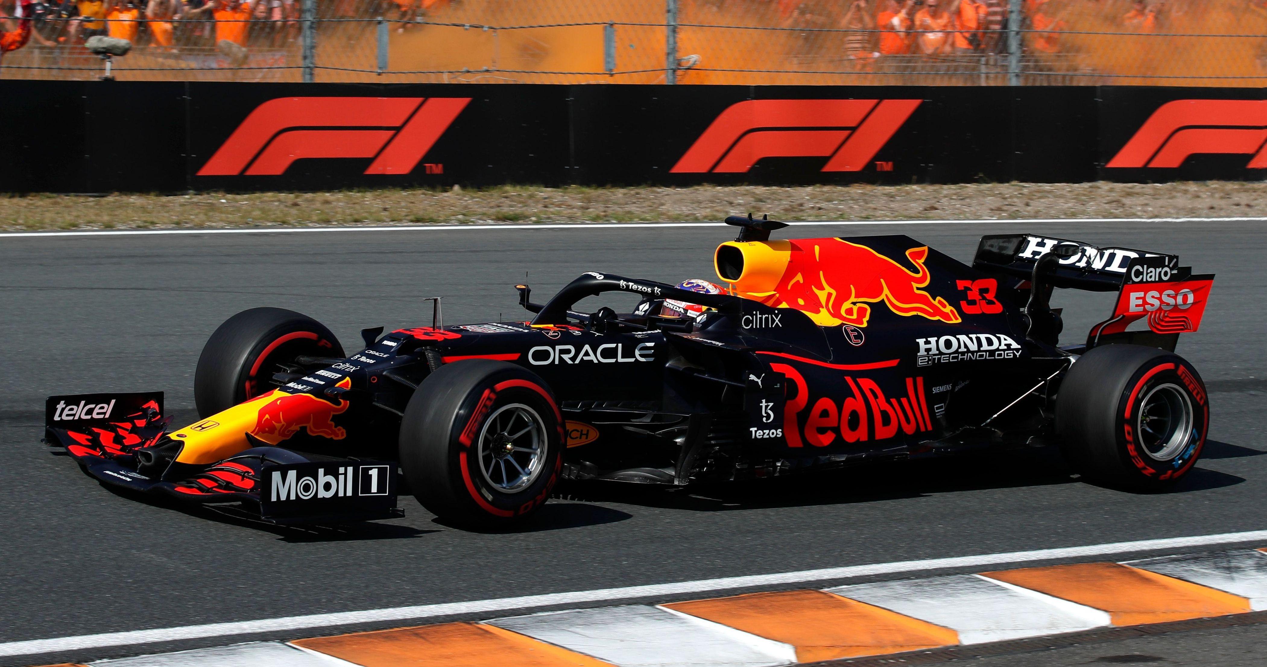 2021 Dutch Grand Prix: Stats Review