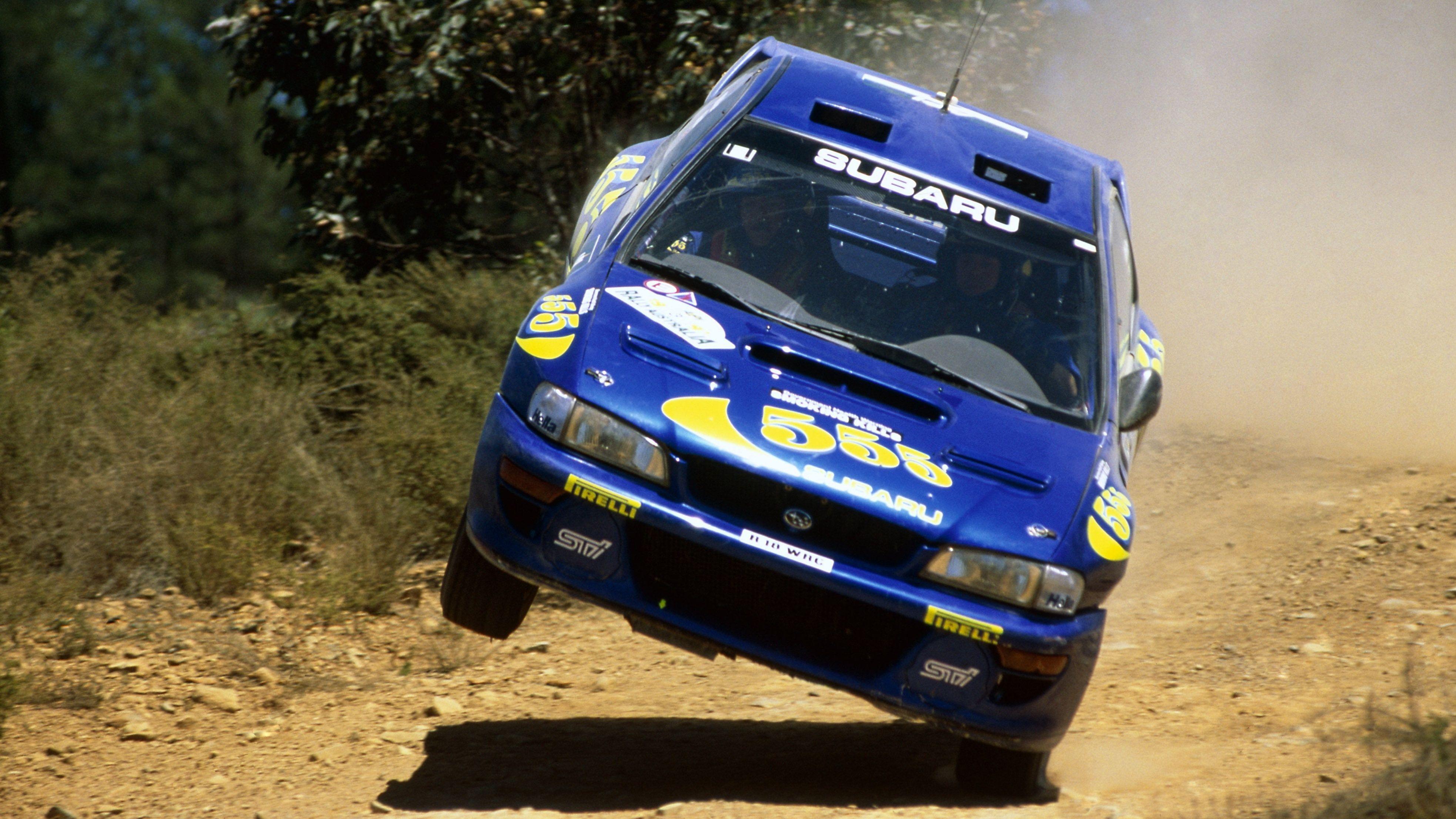 WRC Stat Attack