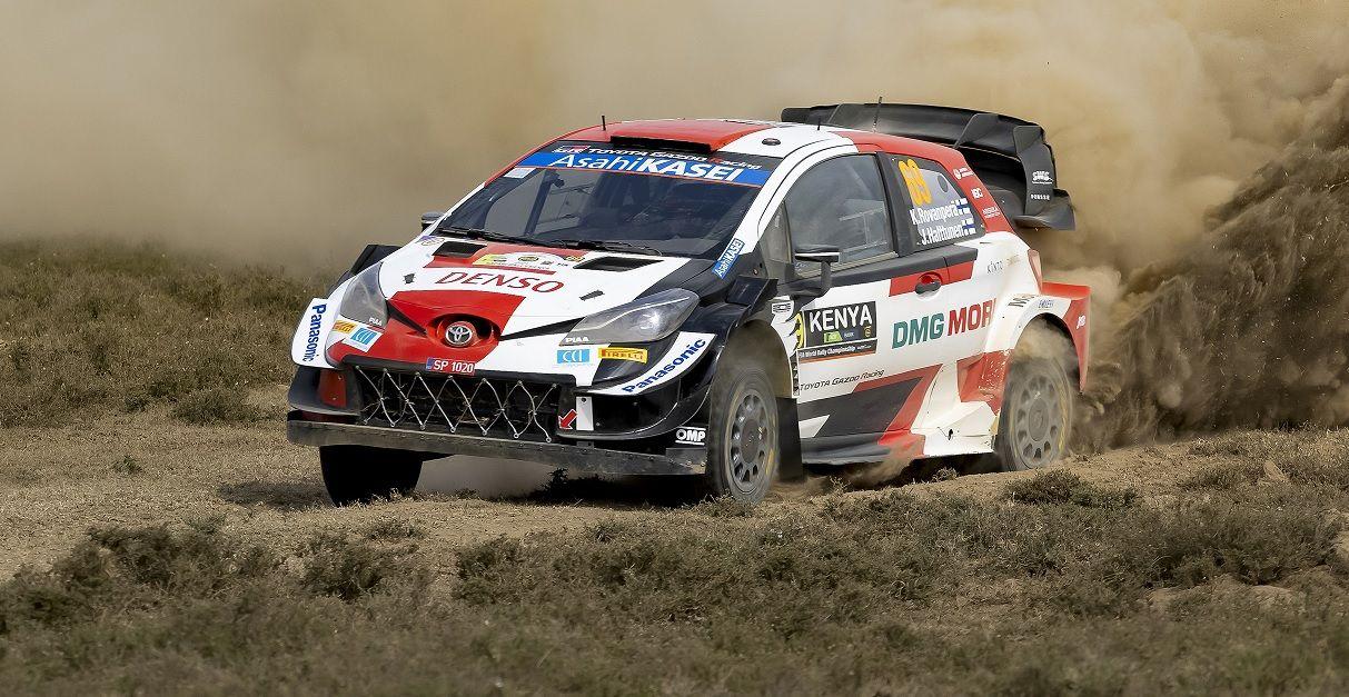WRC Top 5 Mid Season Stats