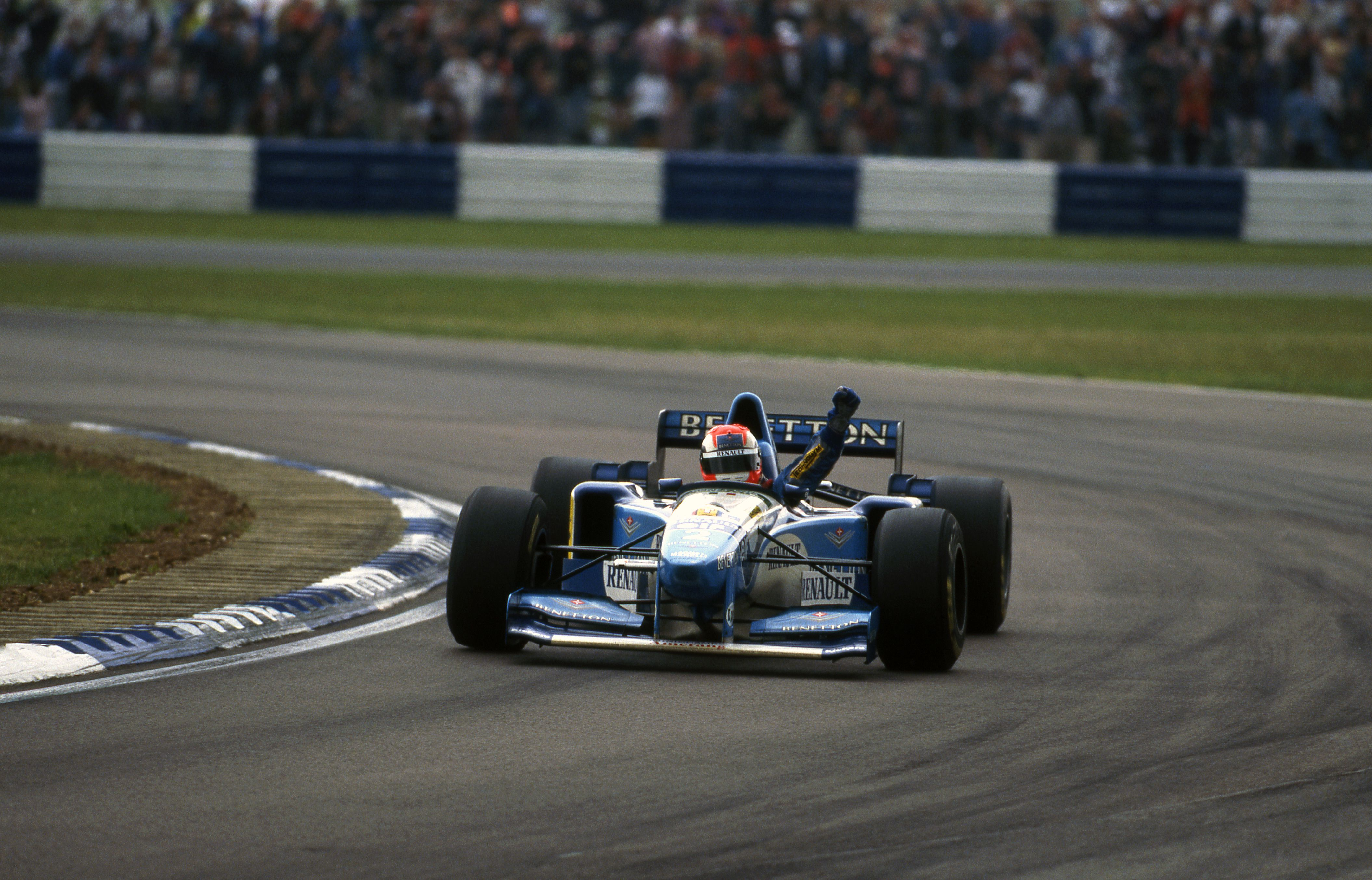 Seven drivers who won their maiden race at the British Grand Prix