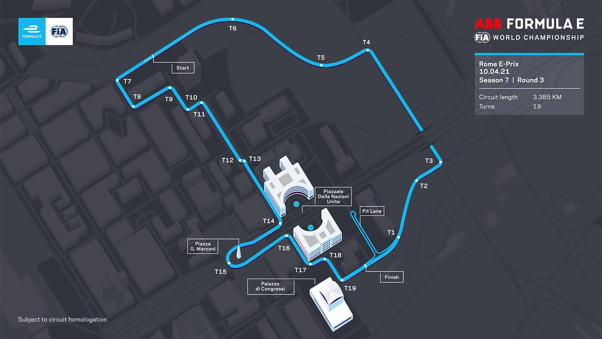Racing this weekend: Formula E, NASCAR and Super GT
