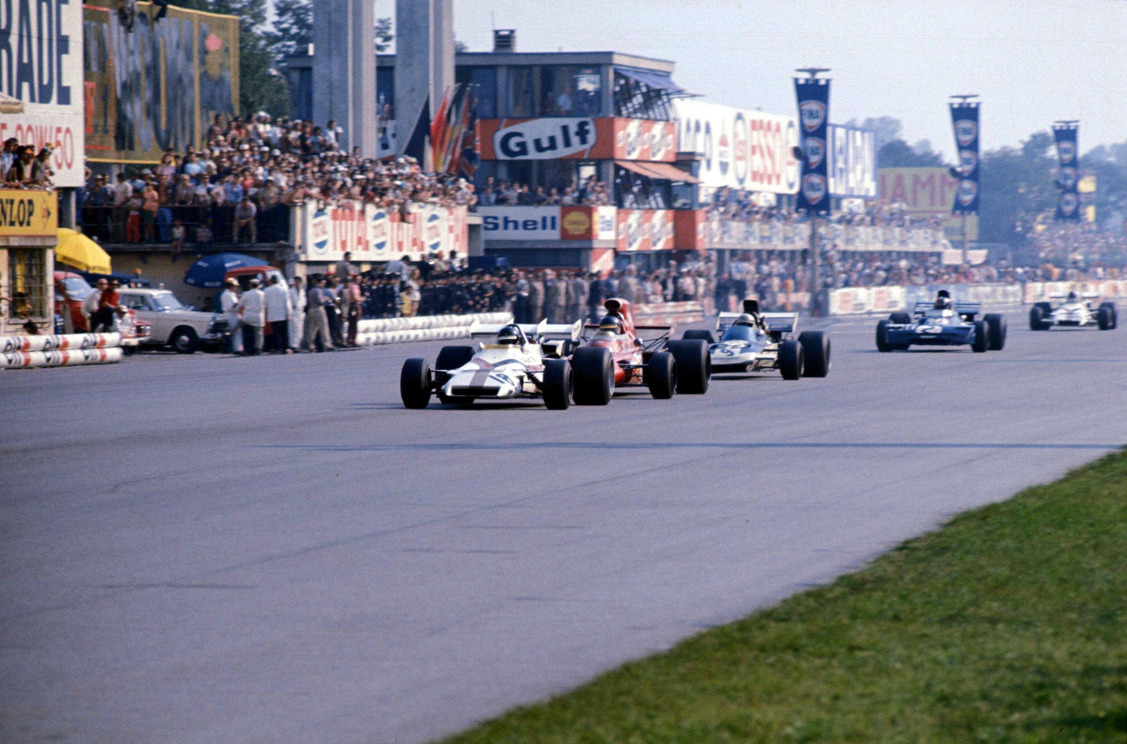 The narrowest winning margins in Motorsport: Part 1