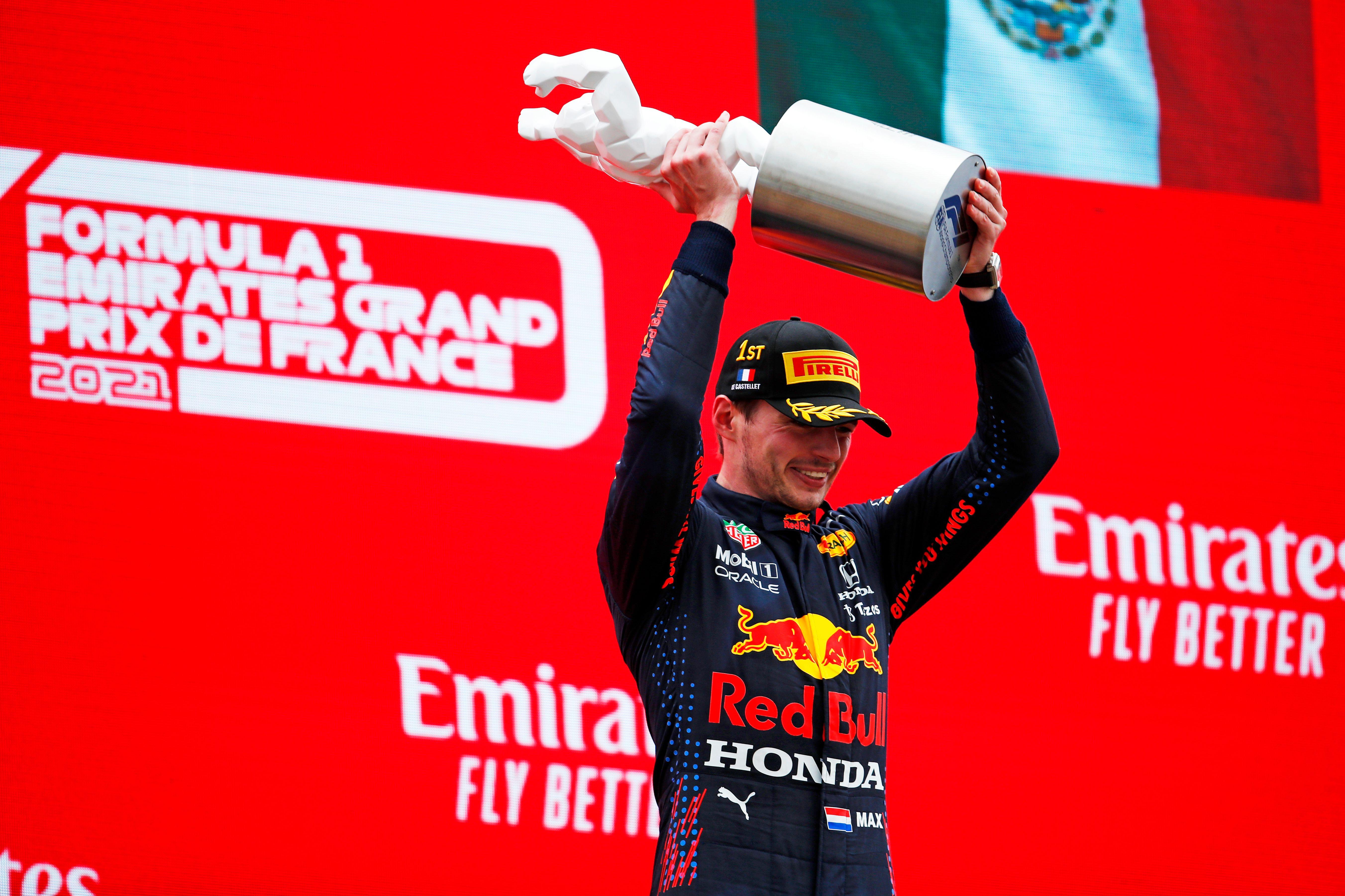 Stats Breakdown: 2021 French Grand Prix